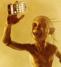 gollum_iphone