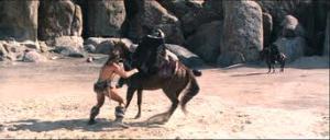 Conan vs Horse