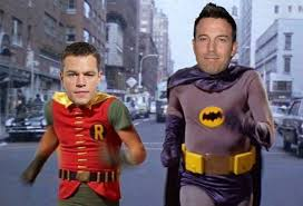 Batman and Robin