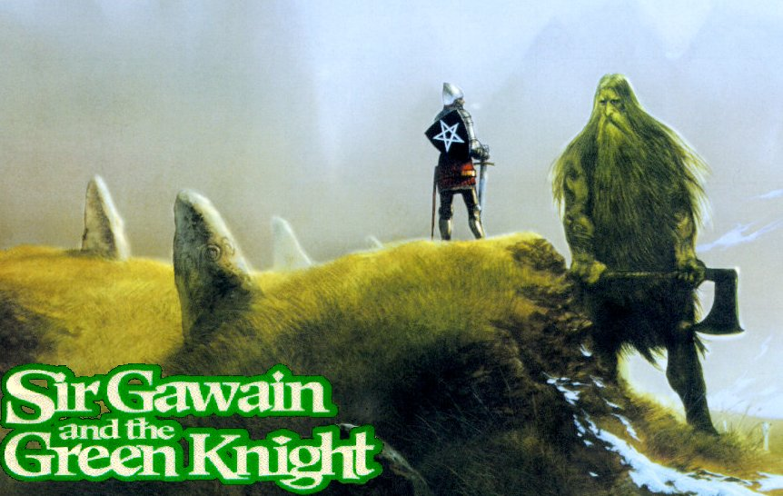 Symbolism of the Pentangle in Sir Gawain and the Green Knight